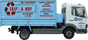 Skip Hire Collier Row